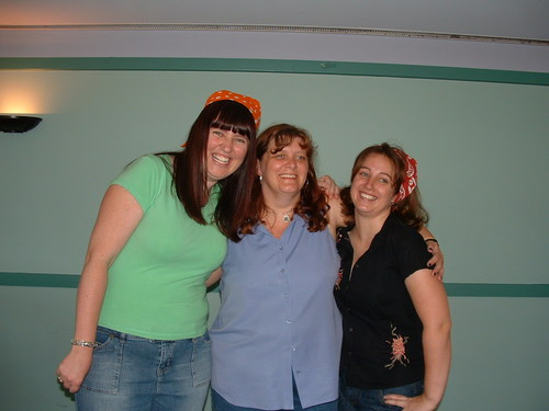 Me, Kathryn and Nic